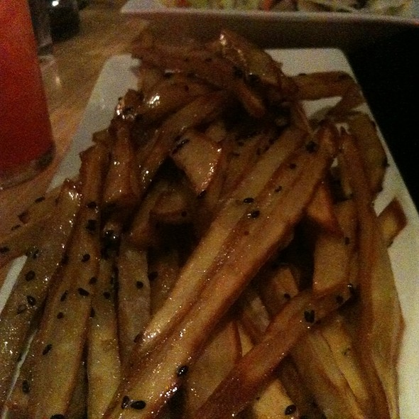 Sticky Fries - Drunken Fish - Central West End, St. Louis, MO