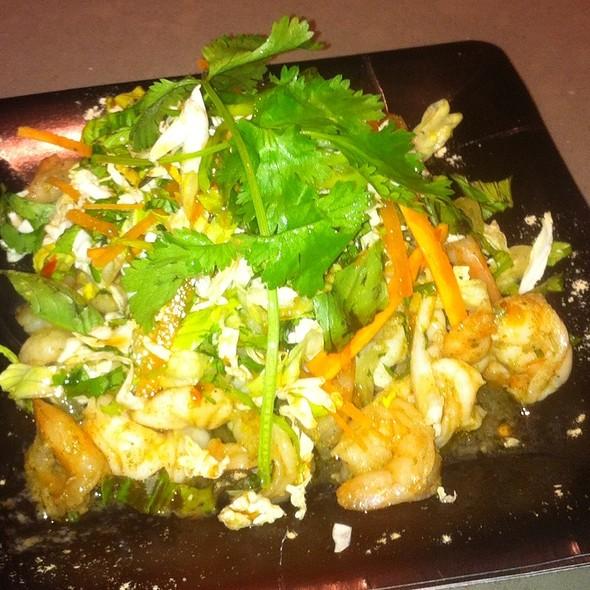 shrimp salad @ Mova