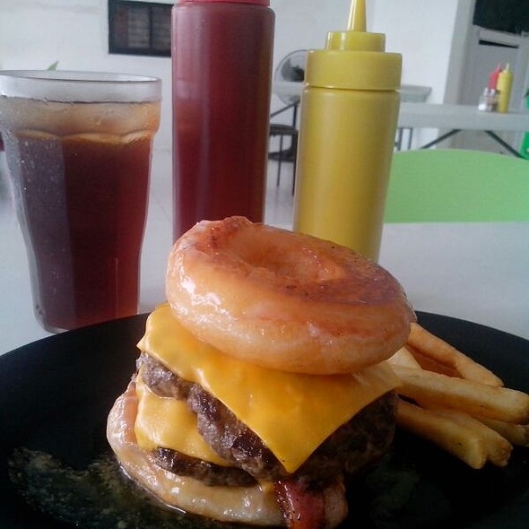 Luthers Burger