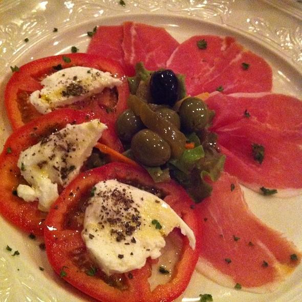 Prosciutto E Bufala @ La Grotta Cucina Italiana