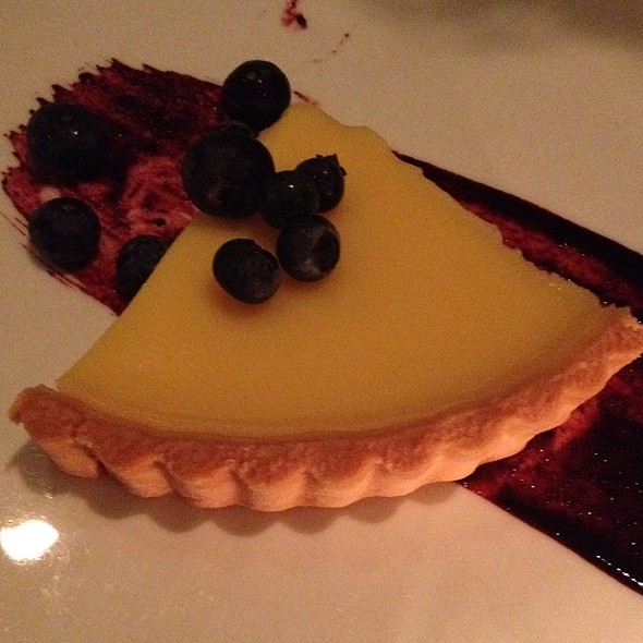 Lemon Tarte - Sassafraz, Toronto, ON