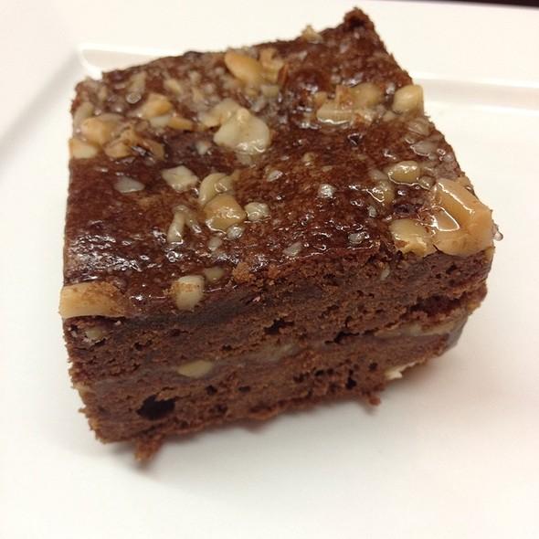 Brownie @ Чайная Ложка