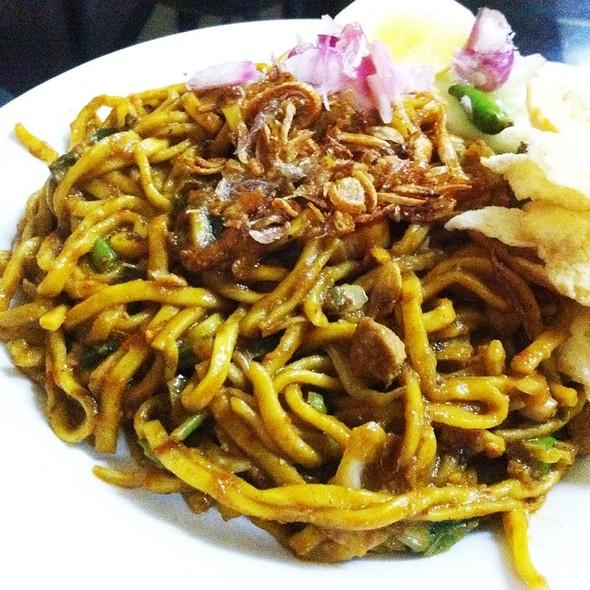 Mie Goreng Daging @ RM Aceh Seulawah