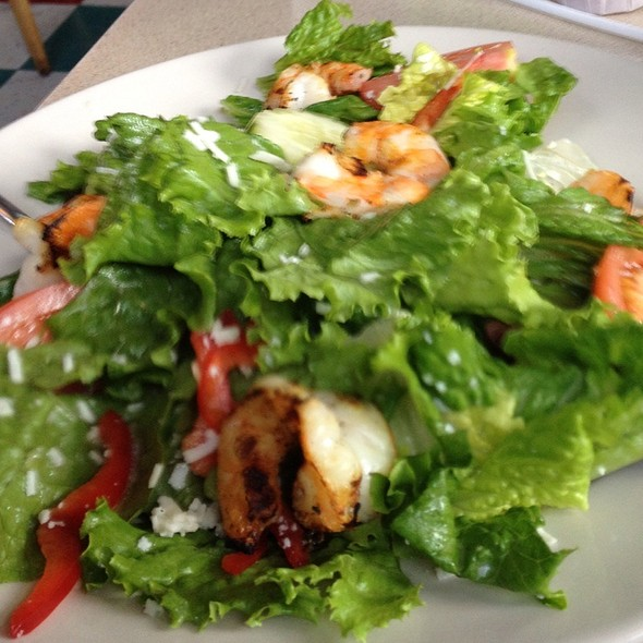 shrimp salad @ Hook Line & Sinker