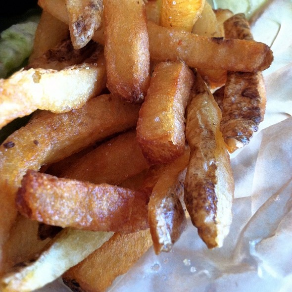 Fries @ Farm Burger - Buckhead