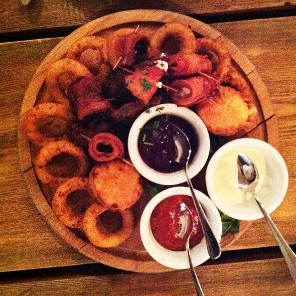 Hot Appetizer @ Folk Gospoda