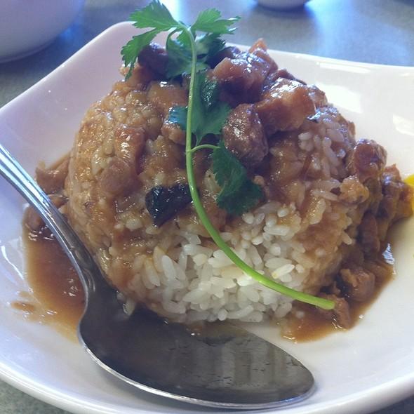 Minced Pork Rice @ My Dumplings