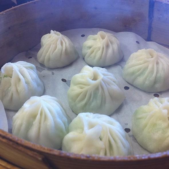 Shrimp Soup Dumpling @ My Dumplings