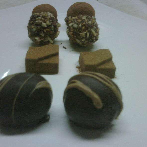 chocolate endemico