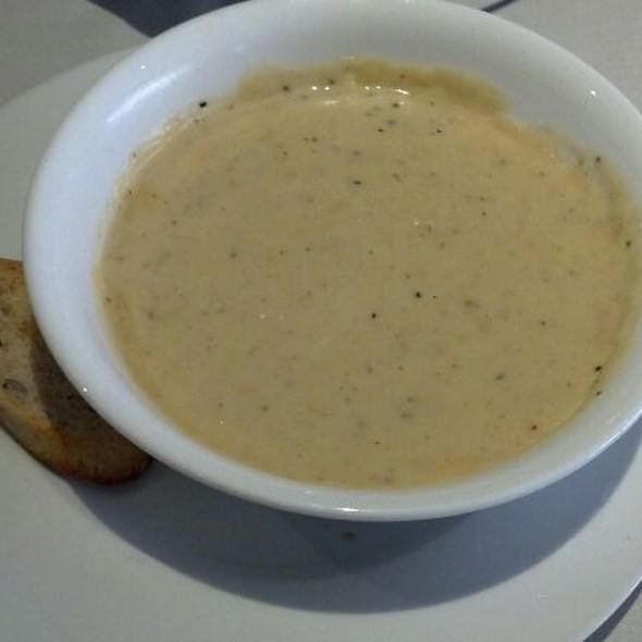 She Crab Soup  @ Emilio's Italian Restaurant