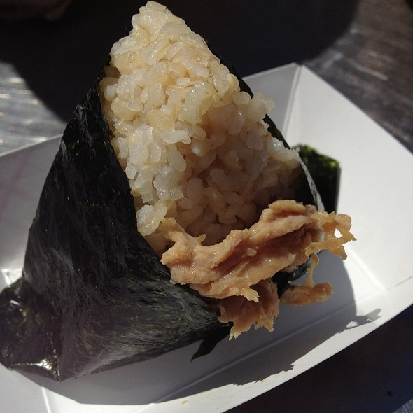 Chicken Teriyaki Onigiri @ Onigilly