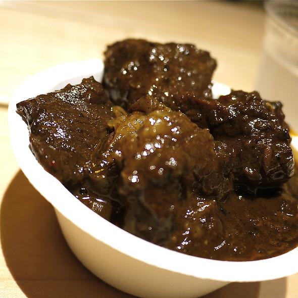 Red Miso Beef Short Rib