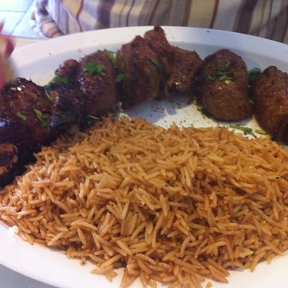 Beef Shish Kabob @ Khyber Pass