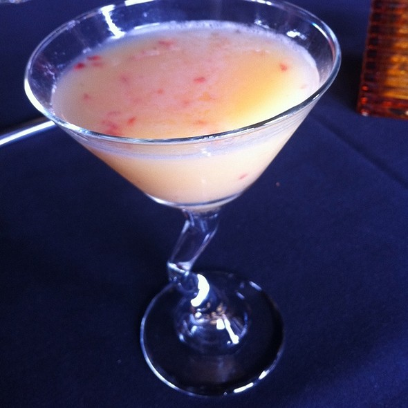 Strawberry Banana Skinny Girl Martini