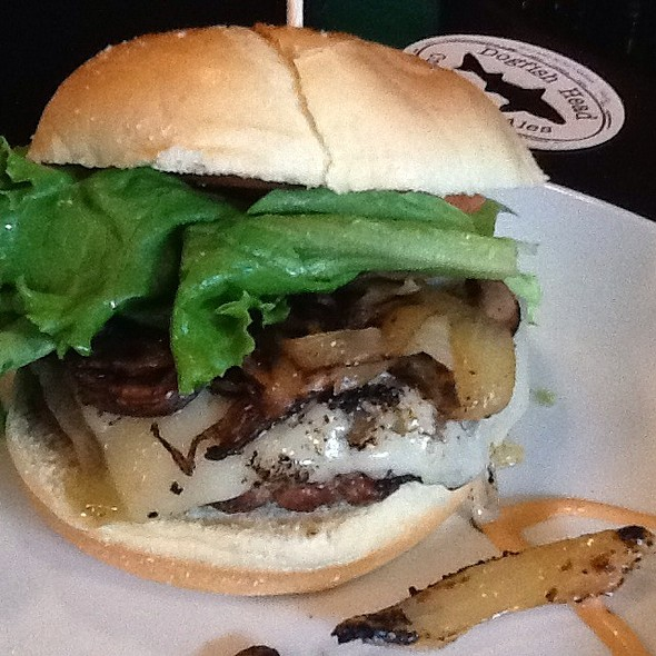 9Th Street Burger @ Brgr 9