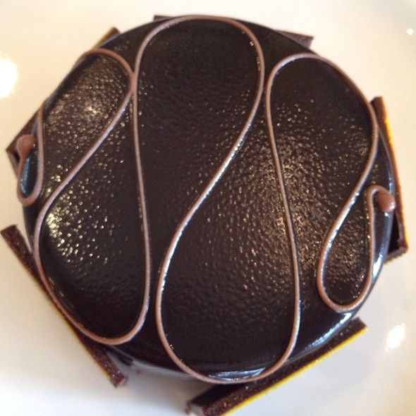 dark chocolate @ Bizu Patisserie