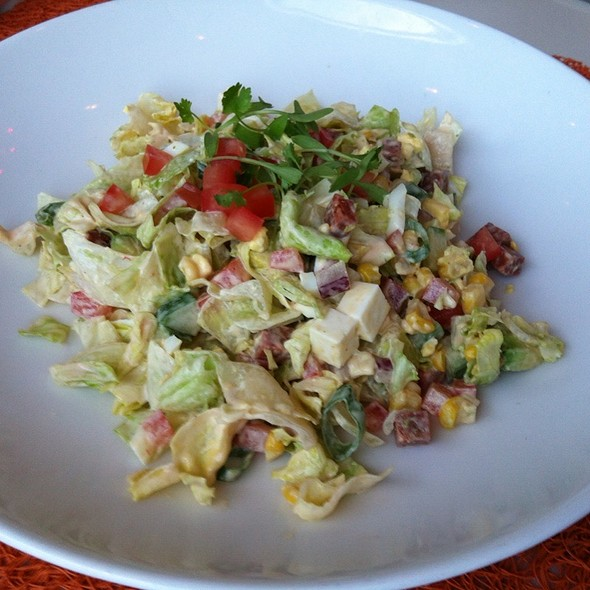 Chophouse Salad - Chophouse 305, Miami, FL