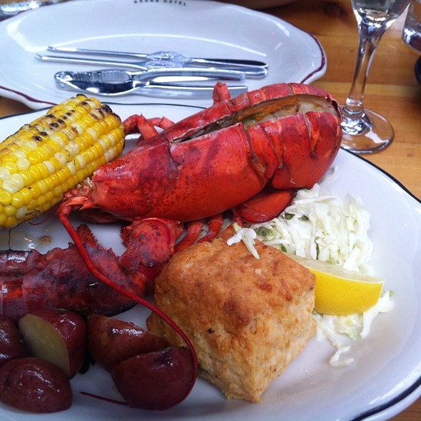 Lobster Feast @ Drake Hotel