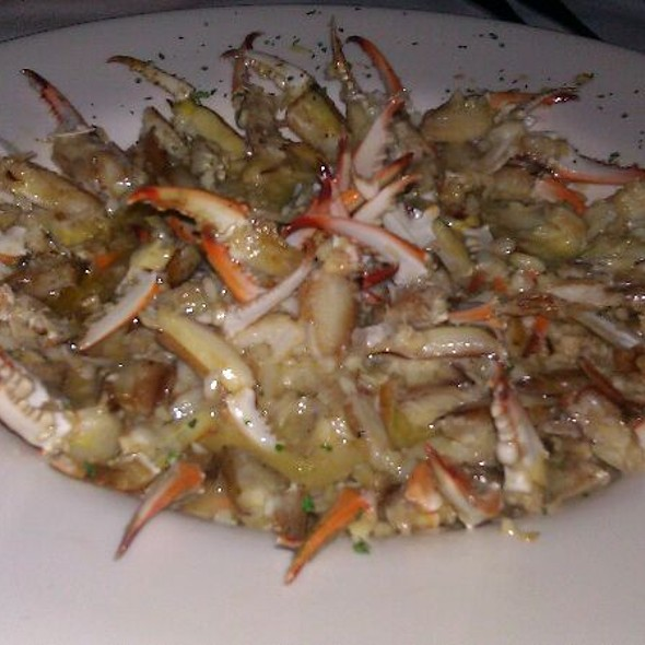 Blue Crab Claws - Mark's Prime Steakhouse - Gainesville, Gainesville, FL