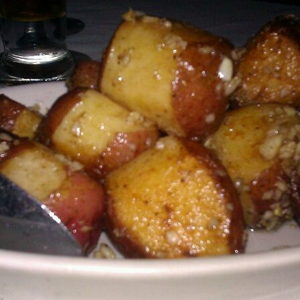 Roasted Garlic New Potatoes - Mark's Prime Steakhouse - Gainesville, Gainesville, FL