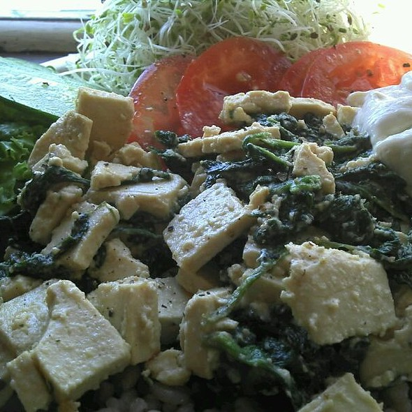 Popeye - Over Rice @ Peace Cafe