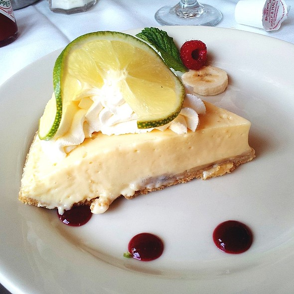 Banana Key Lime Pie