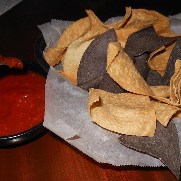 Chips and Salsa - Red Mesa Cantina, St. Petersburg, FL