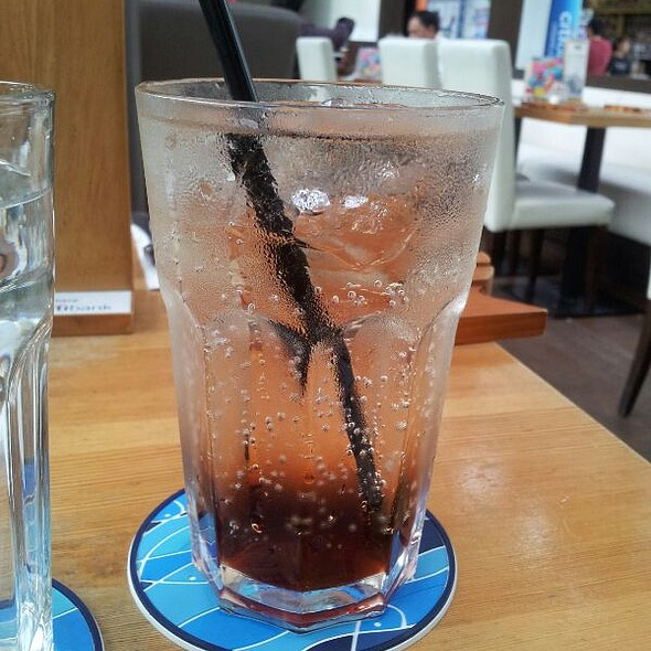 Kola Tonic @ Fish And Co jurong Point