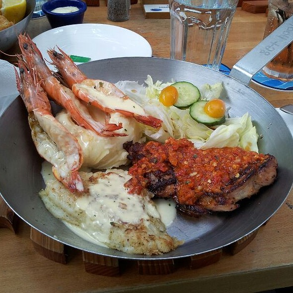3some Platter @ Fish And Co jurong Point