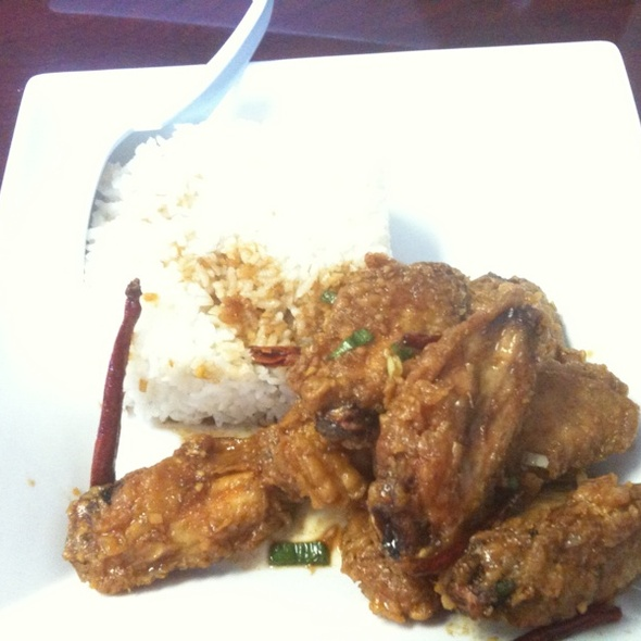 Chicken Wings @ So