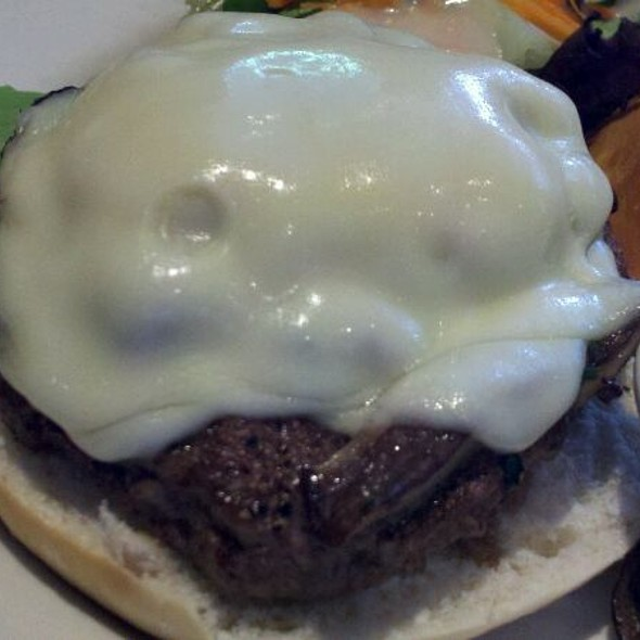black forest burger - Iron Hill Brewery - Wilmington, Wilmington, DE