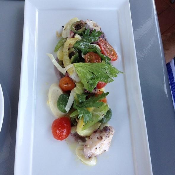 Grilled Octopus Salad - Harlan Social, Stamford, CT