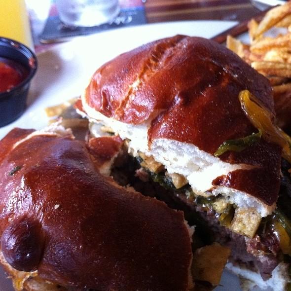 Pantera Burger @ Kuma's Corner