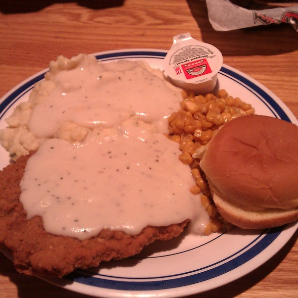 Chicken Fried Steak @ Johnny's Tavern