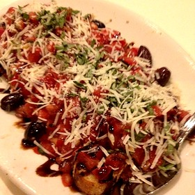 Bruschetta - Maggiano's - Willow Bend, Plano, TX