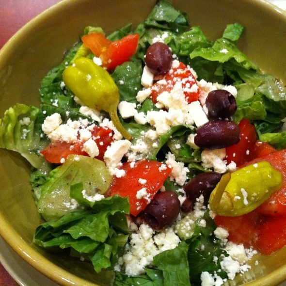 Greek Salad @ Panera Bread