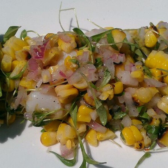 Sea Scallop Ceviche @ Pier 23 Cafe
