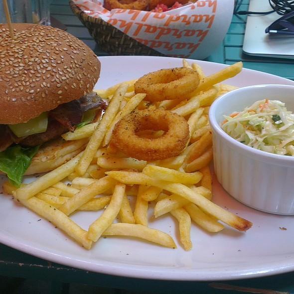 Hamburger @ Hardal
