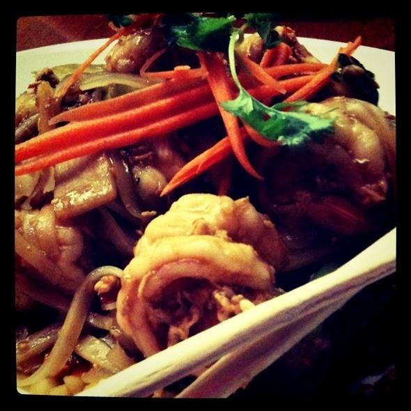 Pad Thai @ Thai Sushi America