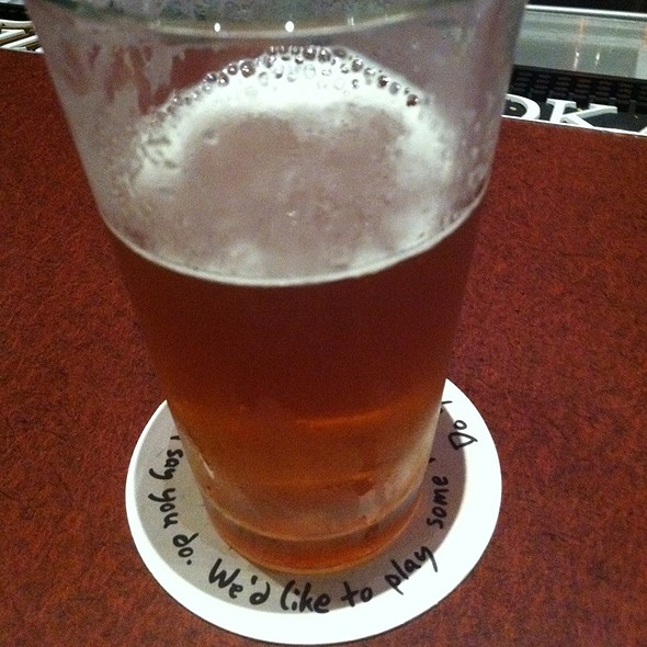 Great Divide's Titan IPA @ Wazee Supper Club