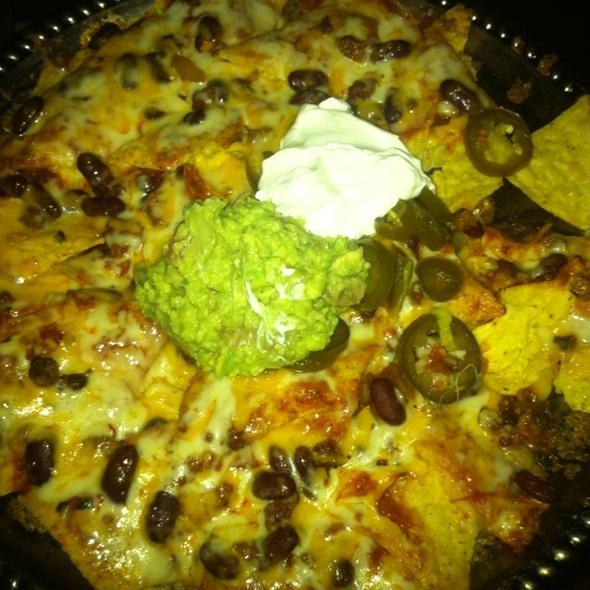 Chili Cheese Nachos @ Dewey's Flatiron