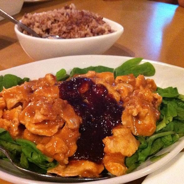 Chicken Rama Curry @ Thai Pepper
