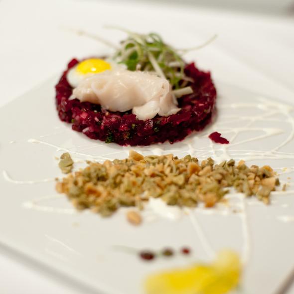 Beet Salad @ Alexander's Steakhouse