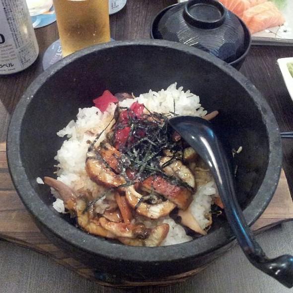 unagi bento @ Megumi Japanese Restaurant (Sunset Way)