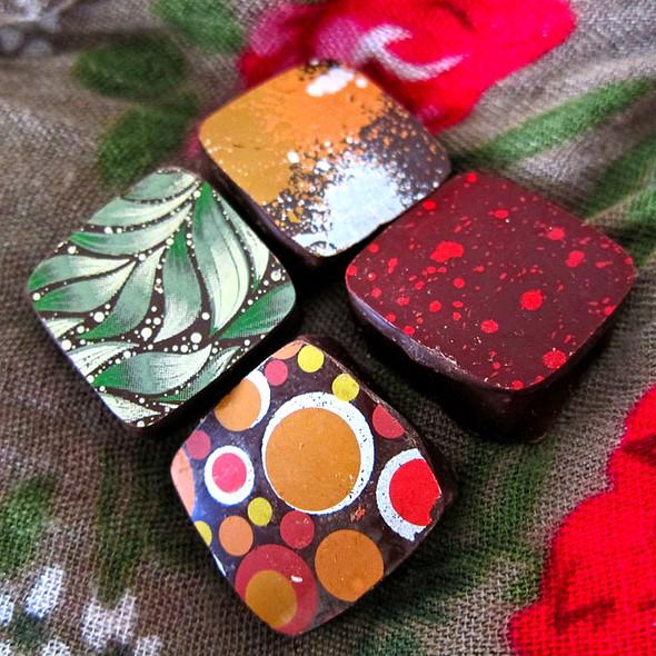 Artisan chocolate @ Christopher Elbow Artisanal Chocolate