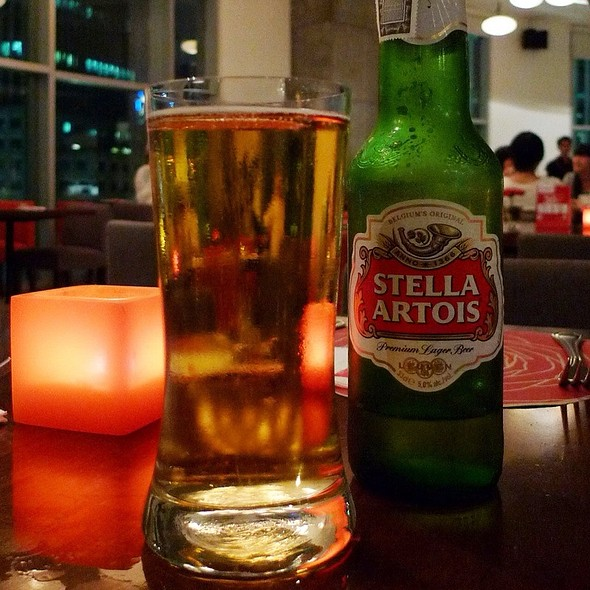 Stella Artois @ FoodLoft Central Chidlom