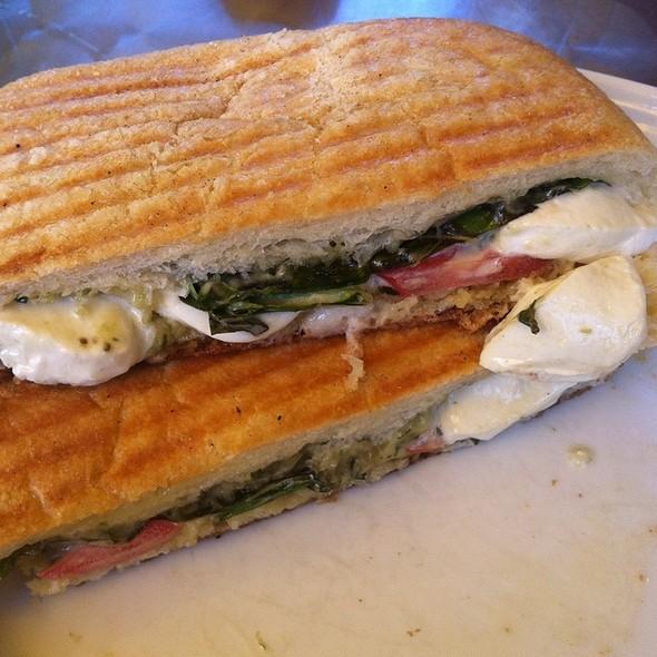 Caprese Sandwich - South End Buttery, Boston, MA