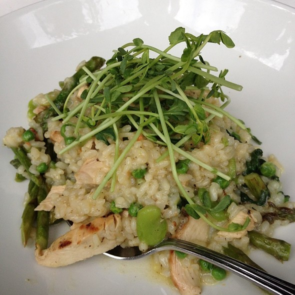 Risotto With Asparagus And Chicken - Good Earth Edina, Edina, MN