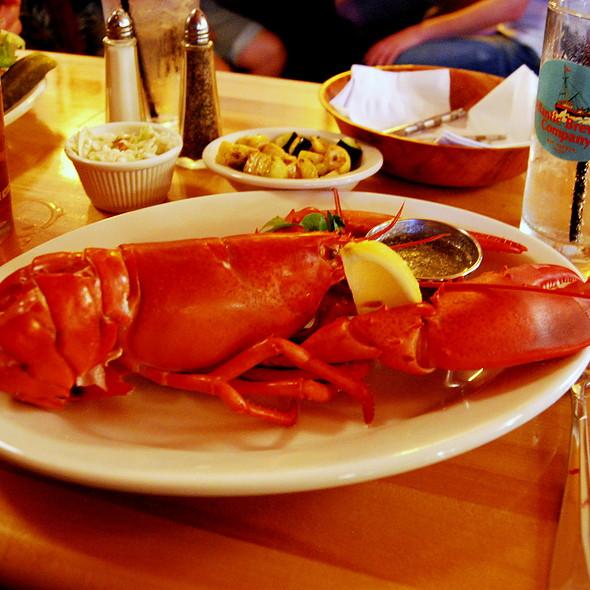 Lobster @ Finback Alehouse