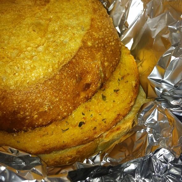 Garlic Sourdough Bread @ Pier 49 Pizza
